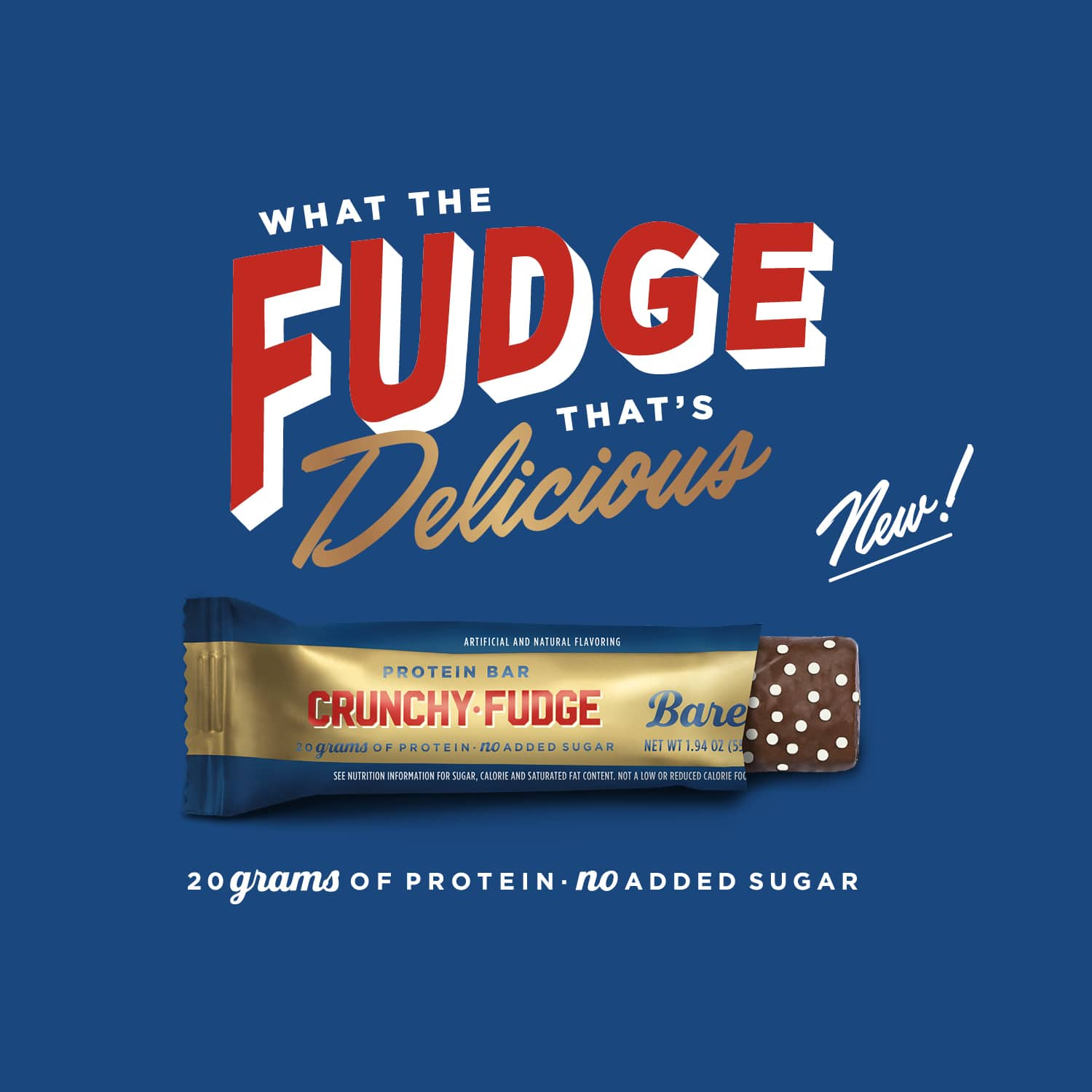 What the Fudge!? That´s delicious!