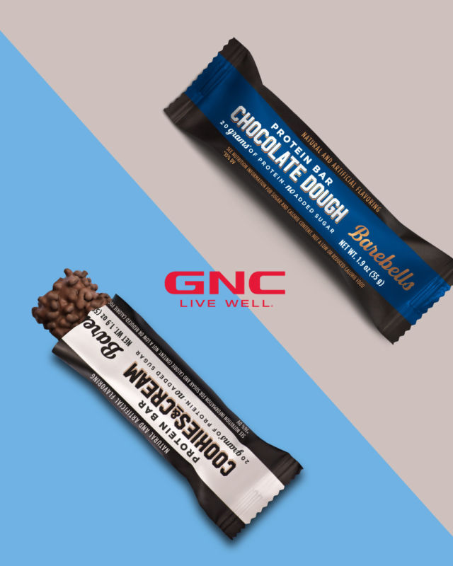 🌟GIVEAWAY🌟  You can now find Barebells at ALL @GNClivewell stores nationwide!!!   To celebrate, we are giving away 3 FREE BOXES OF BAREBELLS to one lucky winner! 🎉    To win you must: 1. Follow @Barebells.USA & @GNClivewell 2. Tag the friend you'd like to share your bars with 🙋🏻♀️ 3. You can participate as many times as you'd like! 4. REPOST on your story (extra entry)! Open to residents of U.S. Goodluck everyone 🥳   #Barebells #Proteinbar #GNC #LIVEWELL #GNCLIVEWELL #Giveaway